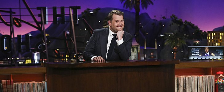 How James Corden Killed It in His First Week