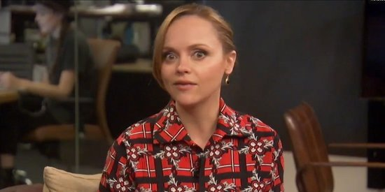 Christina Ricci Talks 'Buffalo '66' And 'Raving Lunatic' Vincent Gallo