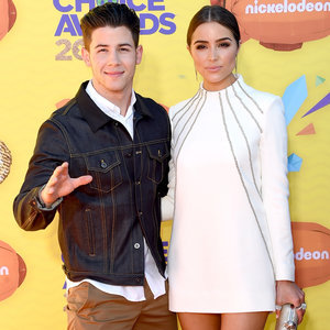 Celebrities at the 2015 Nickelodeon Kids' Choice Awards
