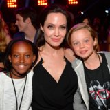 Angelina Jolie Is Too Cute For