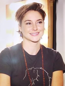 16 Questions with Shailene Woodley