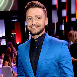 Justin Timberlake at the 2015 iHeartRadio Music Awards