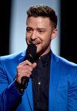 Justin Timberlake Gives