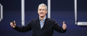 "Tim Cook Warns About ""Something Very Dangerous Happening"" in the US"