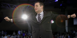 Ted Cruz Signs Up For Obamacare Is Your Short-Sighted Media Fixation Of The Week