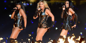 Destiny's Child Just Reunited For A Surprise Performance