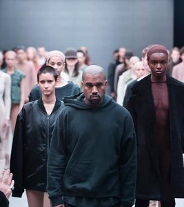 Barneys Has Picked Up Kanye West's New Line