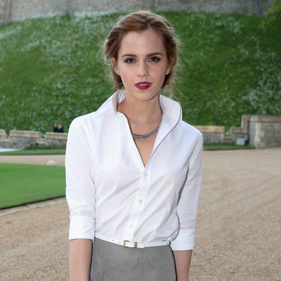 30 Stylish Reasons to Celebrate Emma Watson