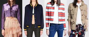 Spring Into the New Season in Catwalk-Approved Jackets