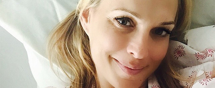 Molly Sims Shares Another Adorable Picture of Baby Scarlett