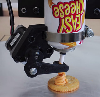 3D Cheese Printer