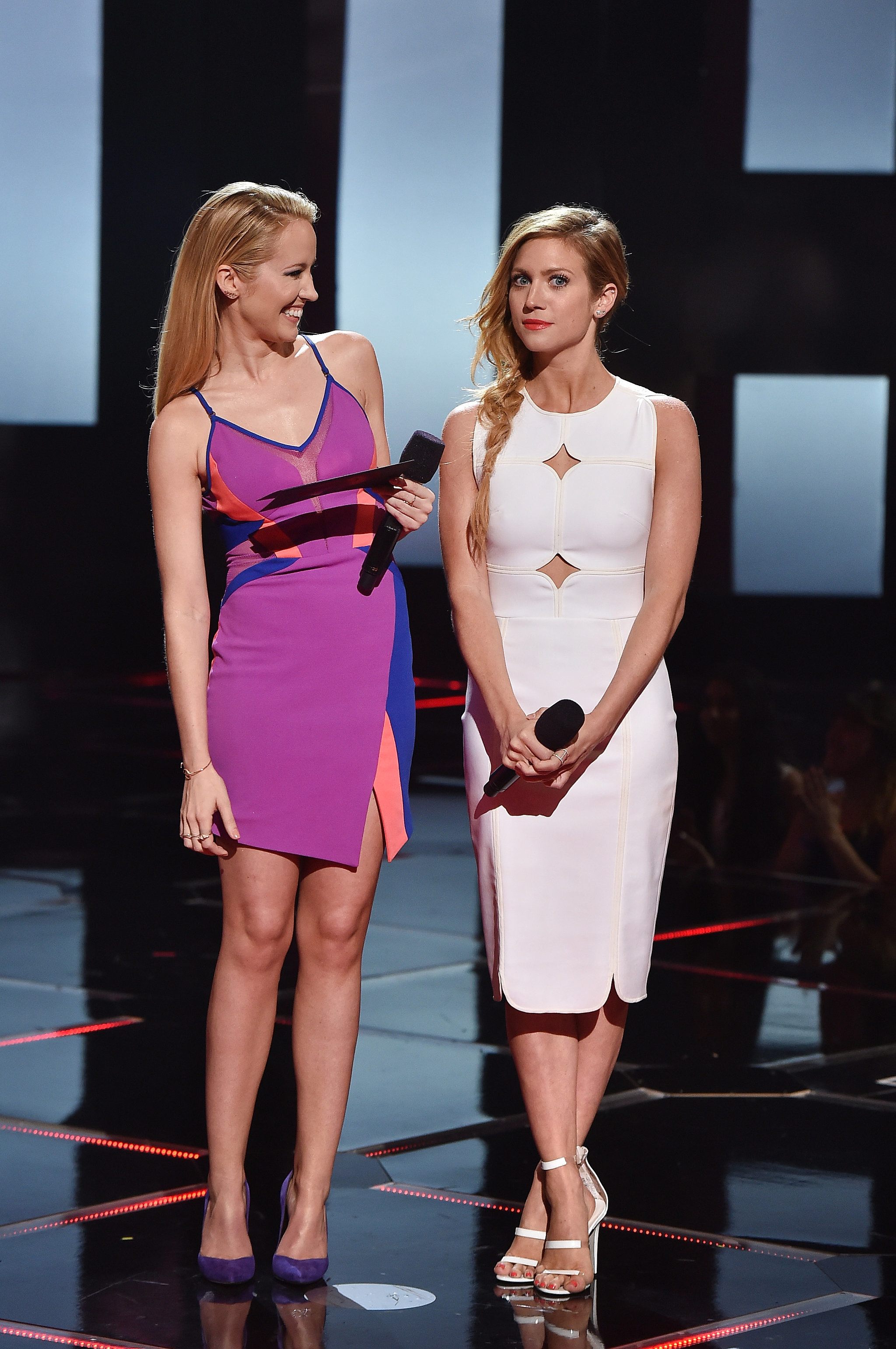 Brittany Snow And Anna Camp Anna Camp and Brittany...