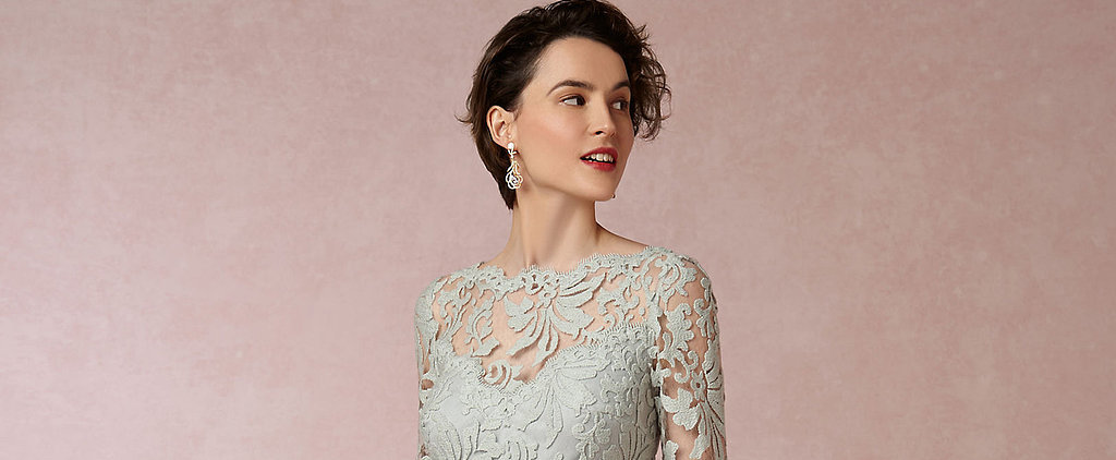 These Mother-of-the-Bride Dresses Are Anything but Frumpy