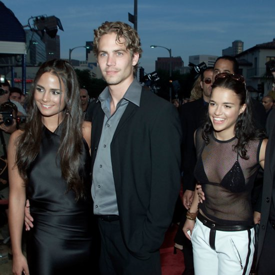 Pictures of Paul Walker and Fast Furious Cast on Red Carpets