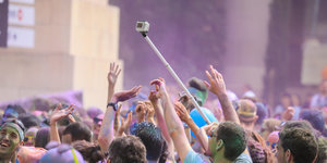 Music Festivals Ban Selfie Sticks