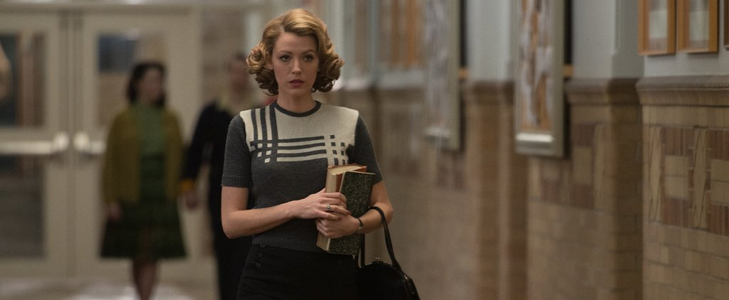 Let the Flawless Age of Adaline Pictures Take Your Breath Away