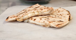 The Soulful, Satisfying Lebanese Flatbread at Manousheh Will Ruin You for Your Neighborhood Slice Shop