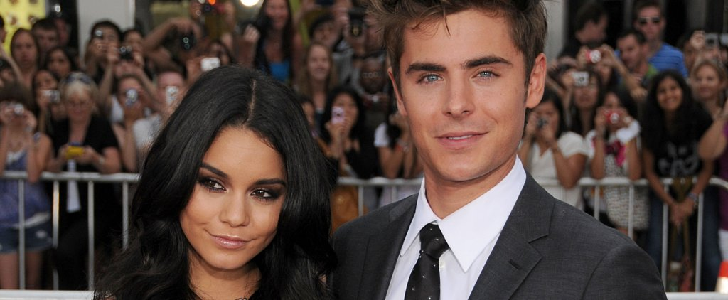 "Vanessa Hudgens Admits She Gave ""Death Stares"" to Zac Efron's Fans"