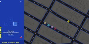 You Can Play 'Pac-Man' In Google Maps Right Now