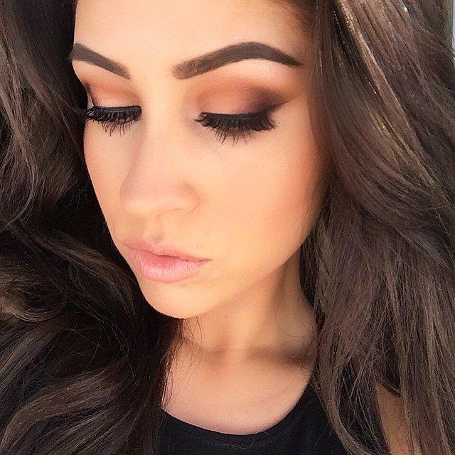 Eyebrows on Fleek Trend | POPSUGAR Beauty
