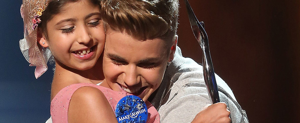 12 Times Justin Bieber Proved He Has a Heart of Gold