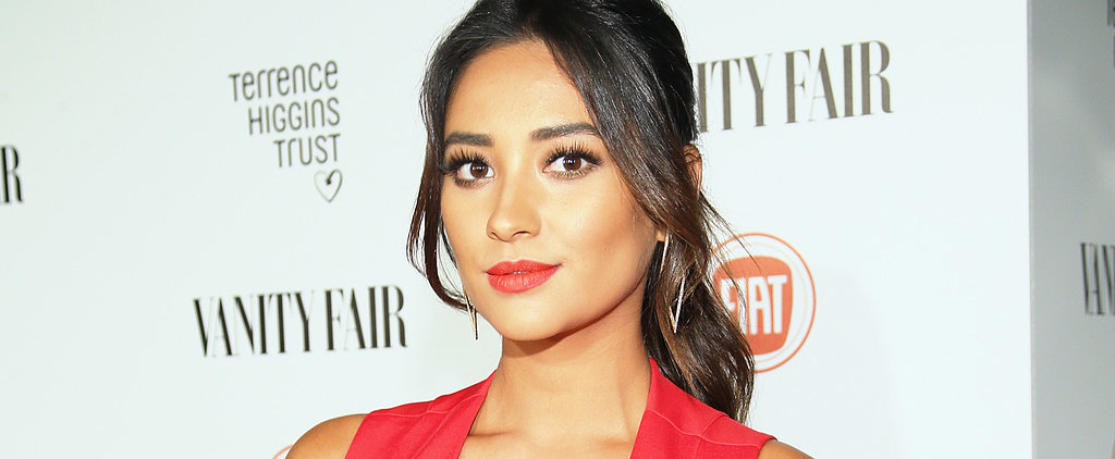 Pretty Little Liars' Shay Mitchell Reveals Her Childhood Celebrity Crush, Her Favorite Liar, and More