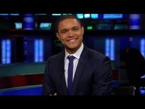 After Tweet Mess, Comedy Central Backs Trevor Noah