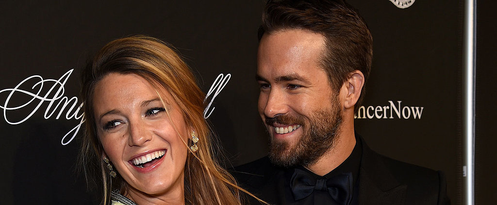 Ryan Reynolds Can't Stop Gushing About Blake Lively and Their Daughter, and It's Adorable