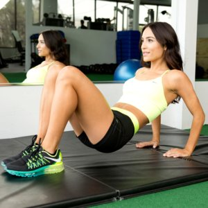 High-Intensity Running and Strength-Training Workout