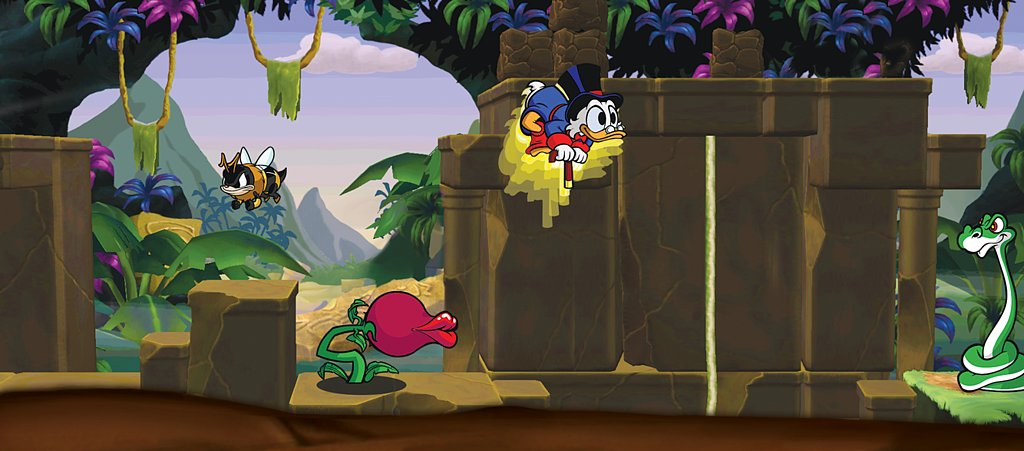 Holy Quak! You Can Finally Play DuckTales on Your Phone