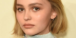 Johnny Depp's Daughter Lily-Rose Is All Grown Up