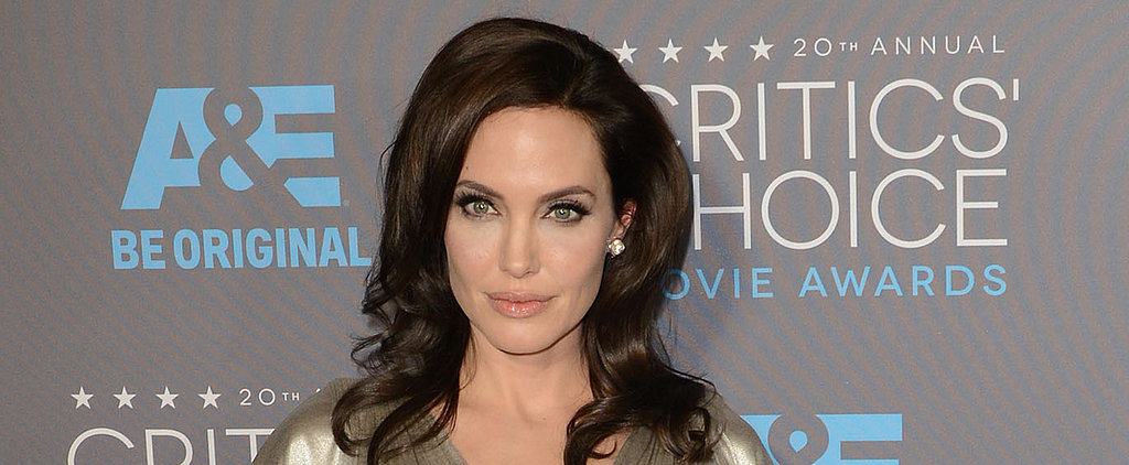 "Angelina Jolie on Struggle: ""What Does Not Kill You Makes You Stronger"""
