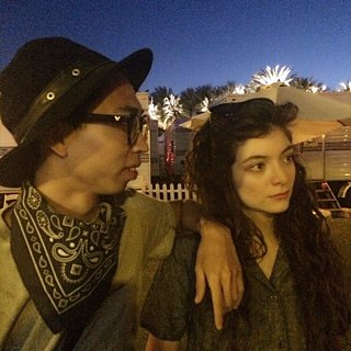 Lorde and Boyfriend's 2-Year Anniversary