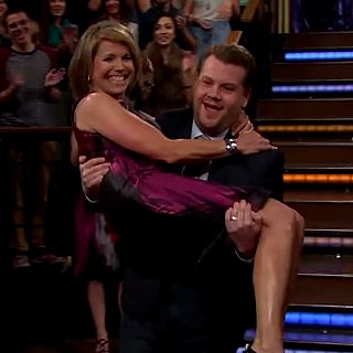 Katie Couric Pranks James Corden | Video