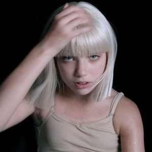 "Maddie Ziegler in Sia's New Film Clip ""Big Girls Cry"""