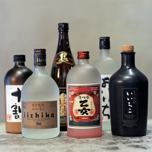 Shochu: Cheers With Fewer Calories