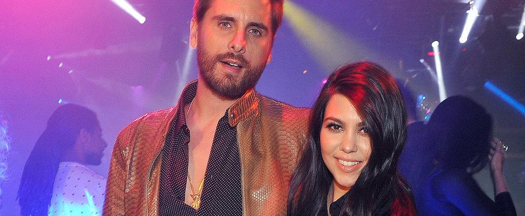 Kourtney Kardashian Introduces Baby Reign With the Sweetest Instagram Post
