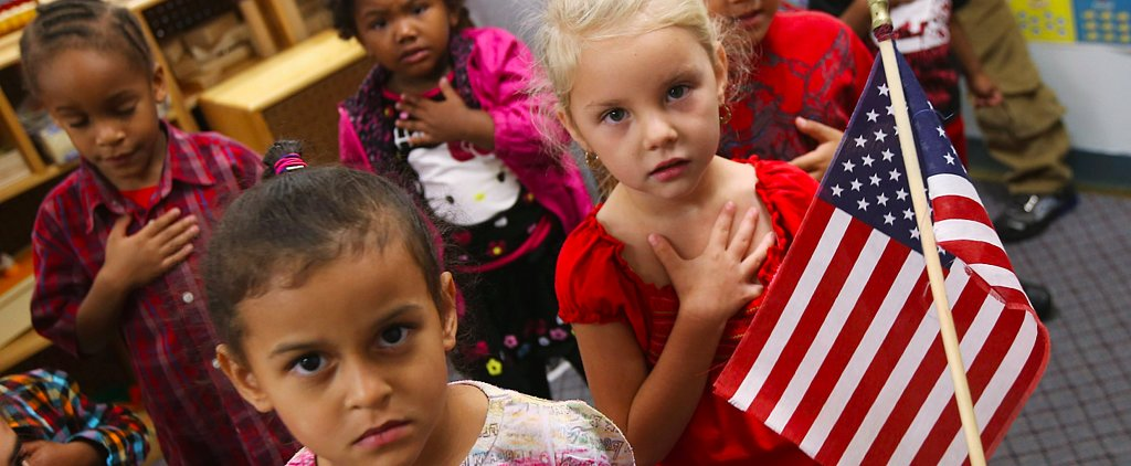 Missouri Tries to Institute Daily Recitation of Pledge of Allegiance in English