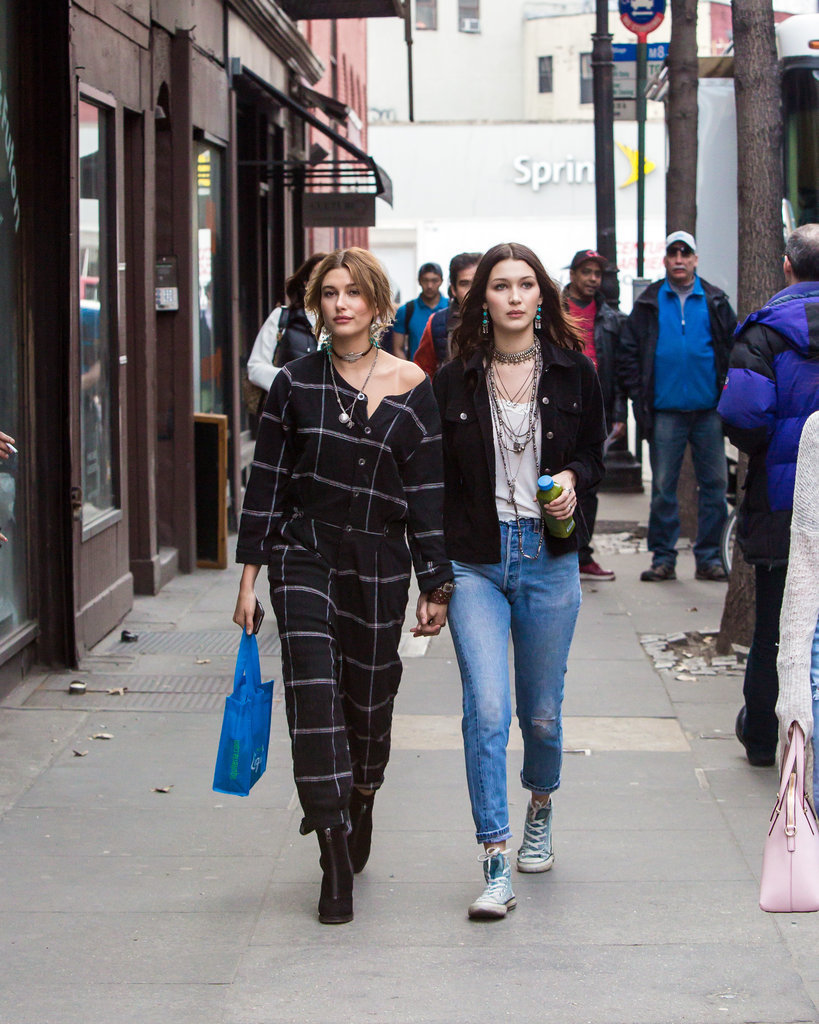Bella Hadid Style Bella Hadid and Hailey Baldwin