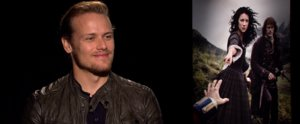 Outlander's Sam Heughan Reflects on Becoming a Sudden Heartthrob
