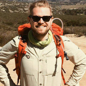 Ian Crombie Walked the Pacific Crest Trail and Lost 14 Kilos