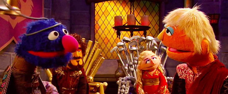Game of Thrones Is Finally Safe For Work in This Sesame Street Skit