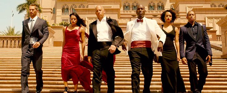 Furious 7 Sets a New Record on Opening Weekend
