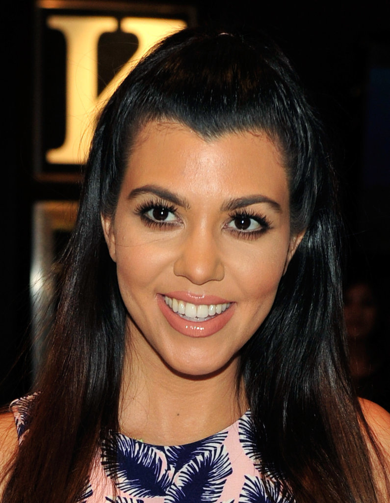 Kourtney Kardashian And Kylie Makeup: Kourtney Kardashian Pizza Photos