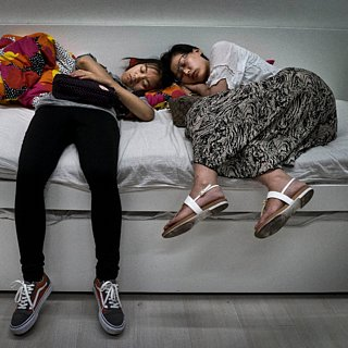 Chinese Ikea Stores Ban Shoppers From Napping in Store