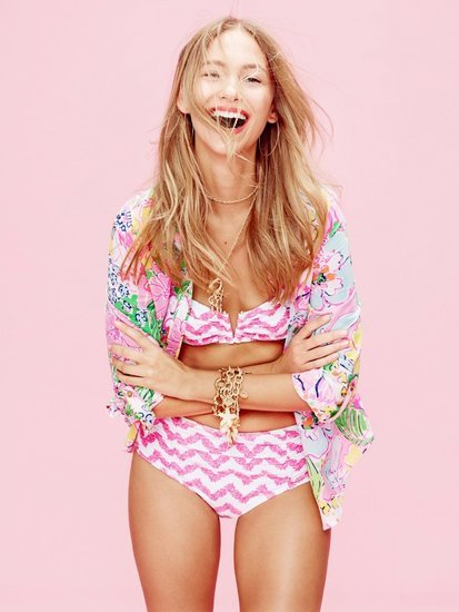 Lilly Pulitzer for Target: There's an App for That