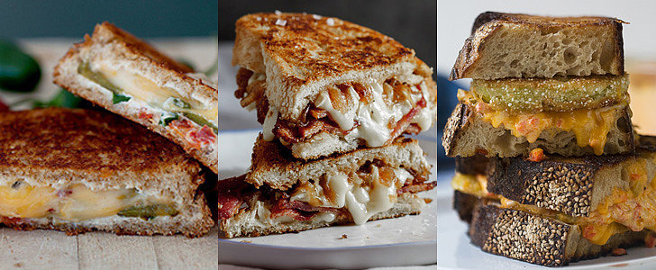 10 Incredibly Delicious Ways to Celebrate National Grilled Cheese Month