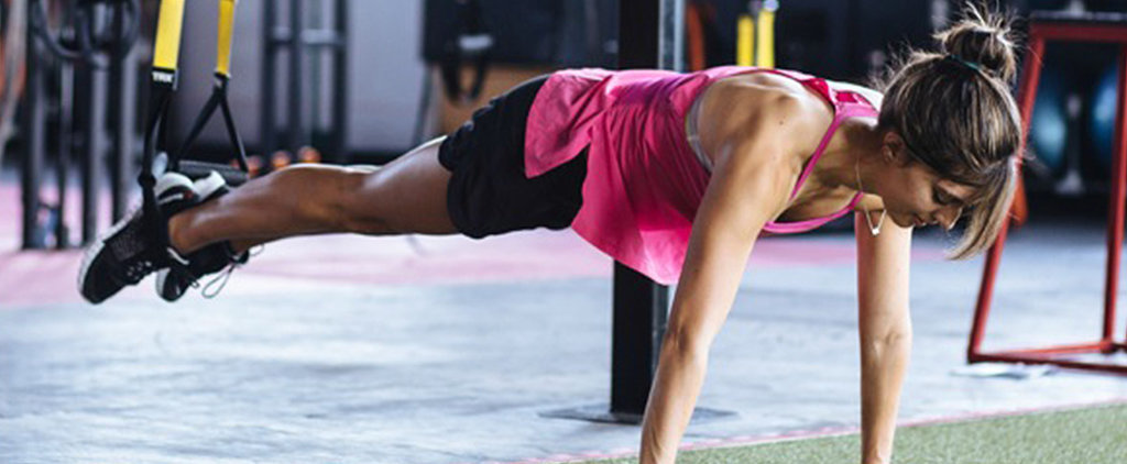 Work Your Entire Body With This TRX Circuit Routine