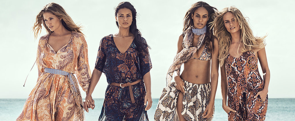H&M's Supermodel Campaign Is the Hottest Thing We've Seen All Week