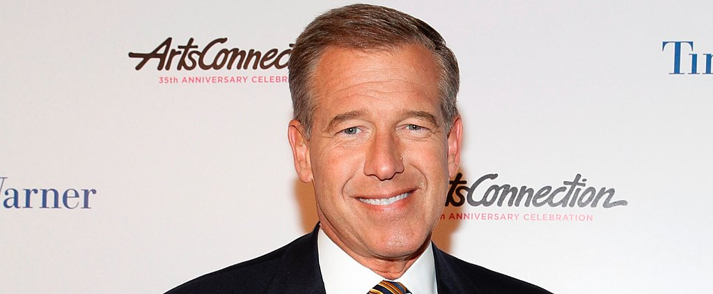 Brian Williams Blames a Possible Brain Tumor For His Inaccurate Story